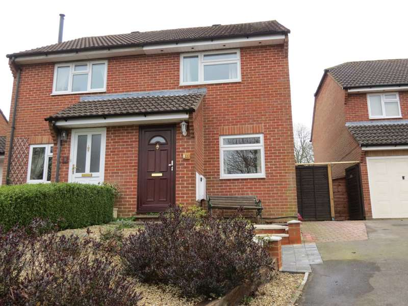 2 Bedrooms Semi Detached House for sale in Knowledge Hill, Ramsbury
