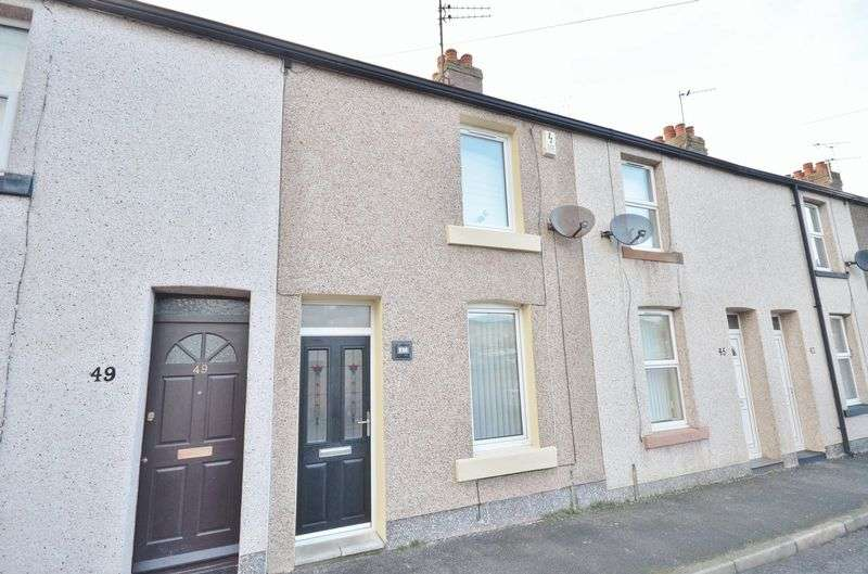2 Bedrooms Terraced House for sale in Cranbourne Street, Workington