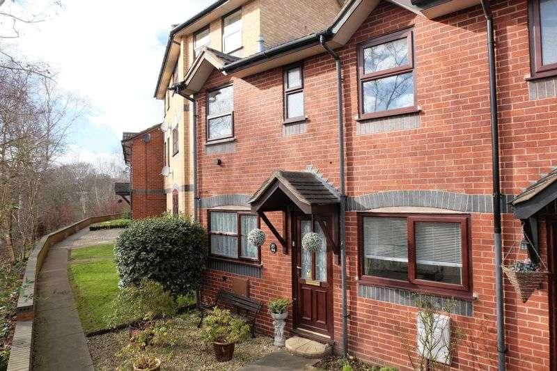 1 Bedroom Terraced House for sale in Millfield Gardens Kidderminster DY11 6YH