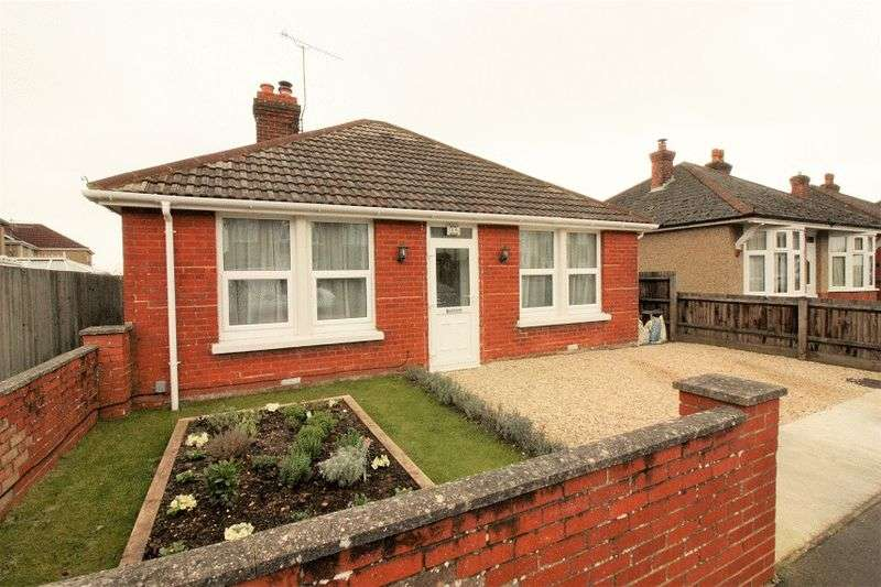 2 Bedrooms Detached Bungalow for sale in Heath Road, Salisbury