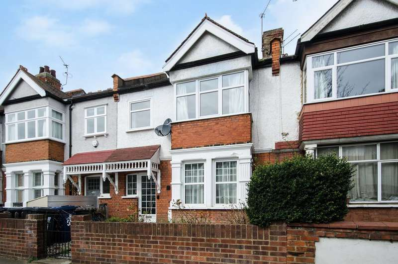 3 Bedrooms Terraced House for sale in Haslemere Avenue, Northfields, W13