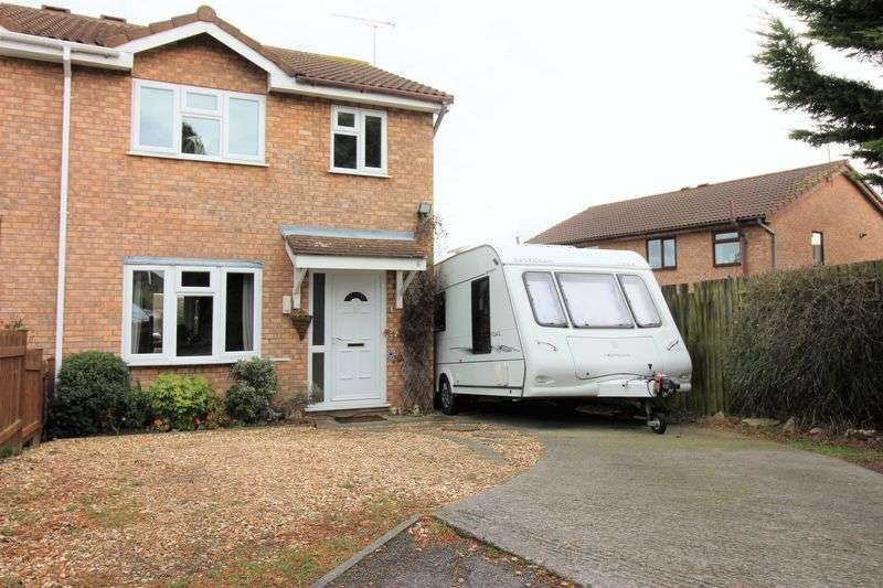 3 Bedrooms Semi Detached House for sale in Blake Close, Chester