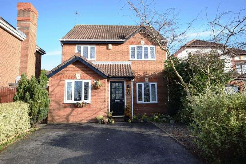 3 Bedrooms Detached House for sale in Upton Grange, Widnes