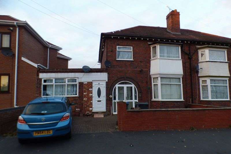 4 Bedrooms Semi Detached House for sale in Walter Road, Smethwick