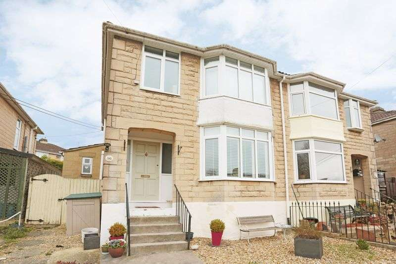 3 Bedrooms Semi Detached House for sale in Stokes Road, Corsham