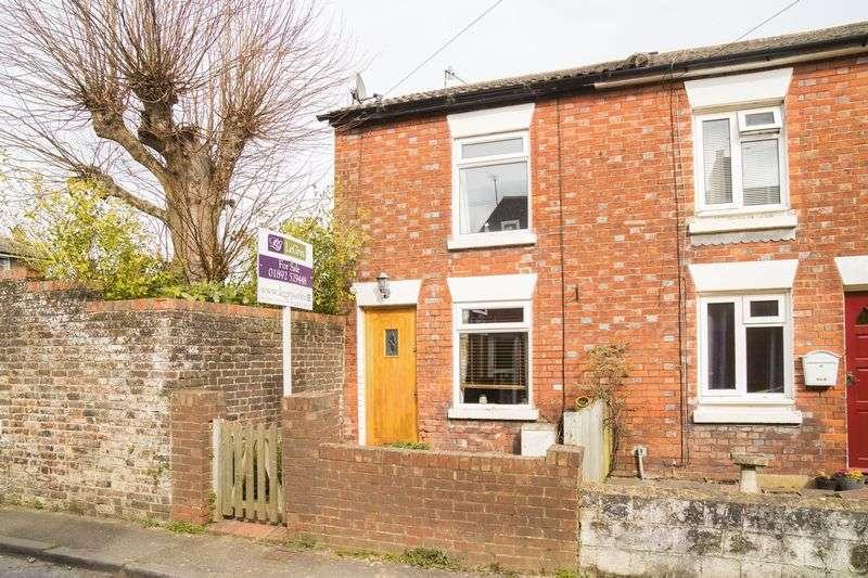 2 Bedrooms Terraced House for sale in Castle Street, Tunbridge Wells