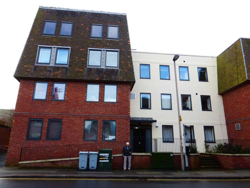 2 Bedrooms Flat for sale in Mill Gate, Newark, NG24
