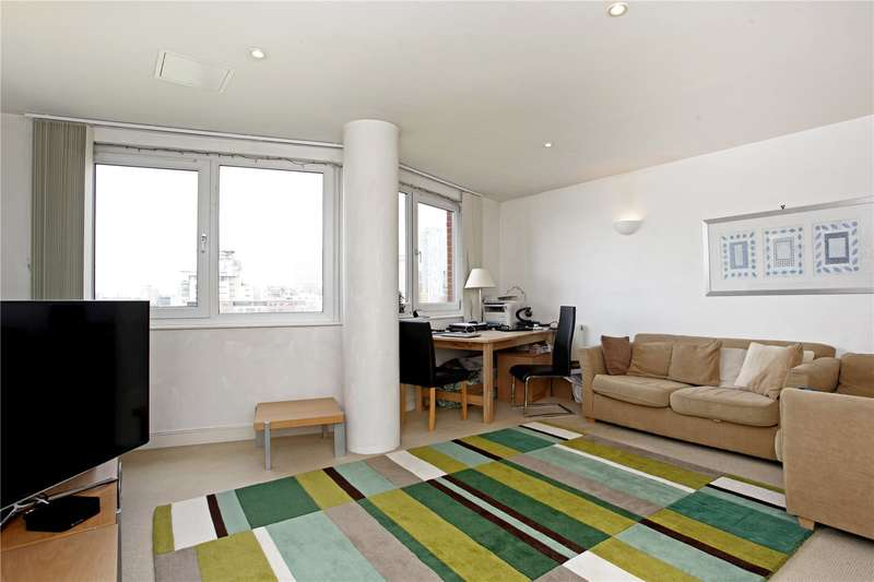 2 Bedrooms Flat for sale in New Atlas Wharf, 3 Arnhem Place, London, E14
