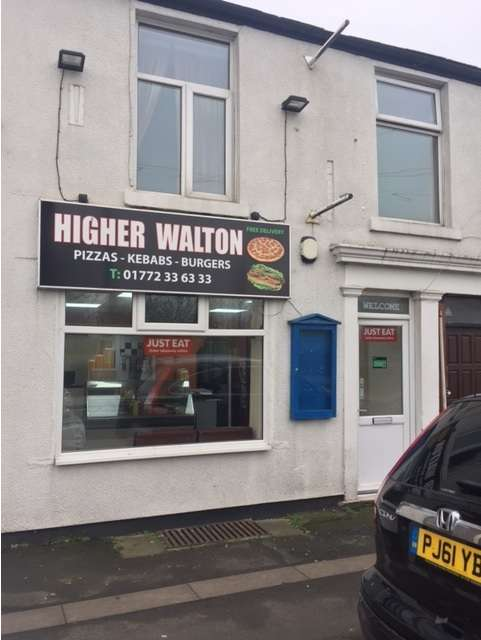 Restaurant Commercial for sale in Church Terrace 32 Church Terrace, Higher Walton, Preston, PR5