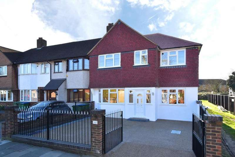 5 Bedrooms Semi Detached House for sale in Sparrows Lane SE9
