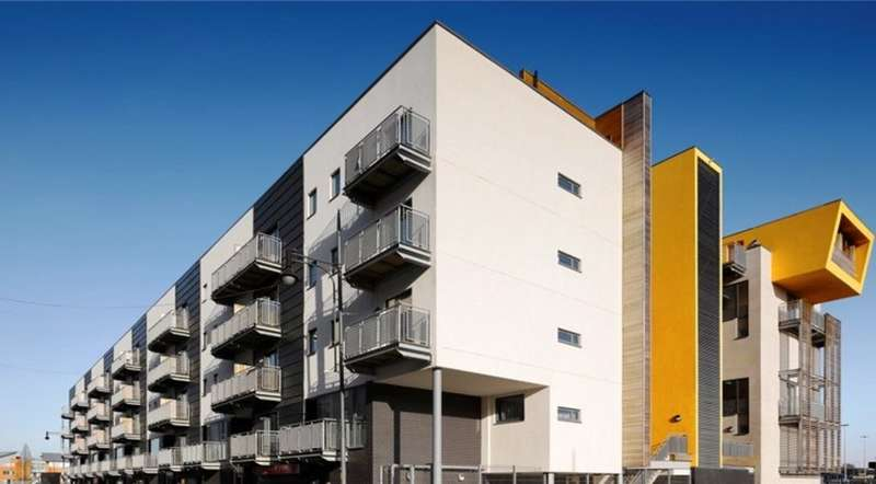 3 Bedrooms Apartment Flat for sale in Life Buildings, Hulme, M15