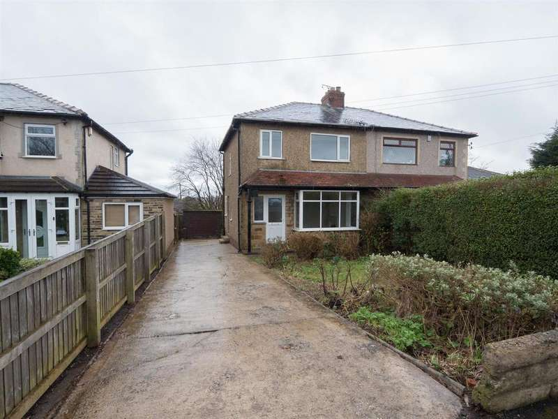 3 Bedrooms Semi Detached House for sale in Wrose Road, Bradford, BD2 1PT