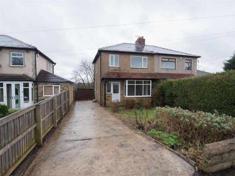 3 Bedrooms Semi Detached House for sale in Wrose Road, Bradford, BD2 1PT