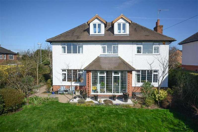 4 Bedrooms Detached House for sale in Melton Road, Tollerton
