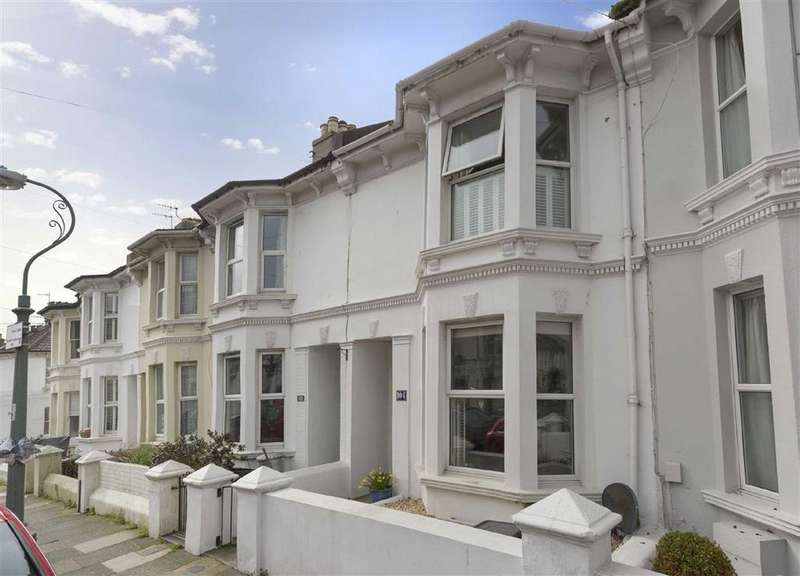 3 Bedrooms Terraced House for sale in Westbourne Street, Hove