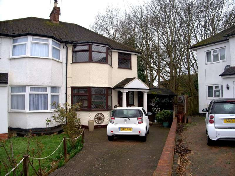 3 Bedrooms Semi Detached House for sale in Golda Close, Barnet, Herts, EN5