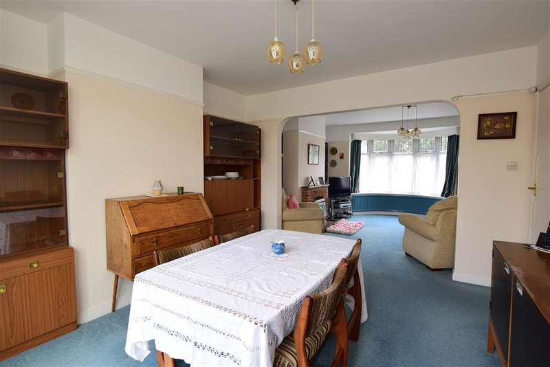 3 Bedrooms Semi Detached House for sale in Church Lane, Southwick, Brighton, West Sussex