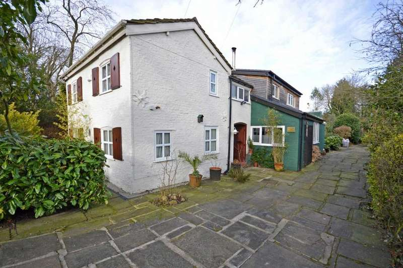 4 Bedrooms Detached House for sale in Ack Lane East, Bramhall
