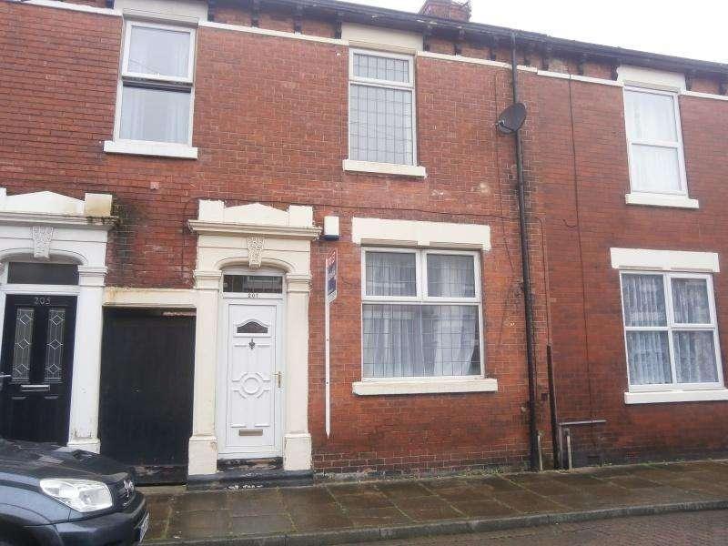 3 Bedrooms Detached House for sale in Emmanuel Street, Preston, PR1