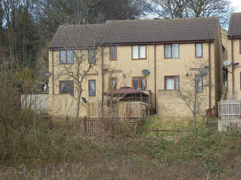 2 Bedrooms Terraced House for sale in The Paddock, Earlsheaton