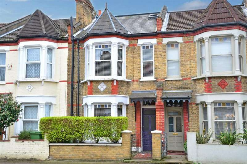 3 Bedrooms Terraced House for sale in Longhurst Road, Hither Green, London, SE13