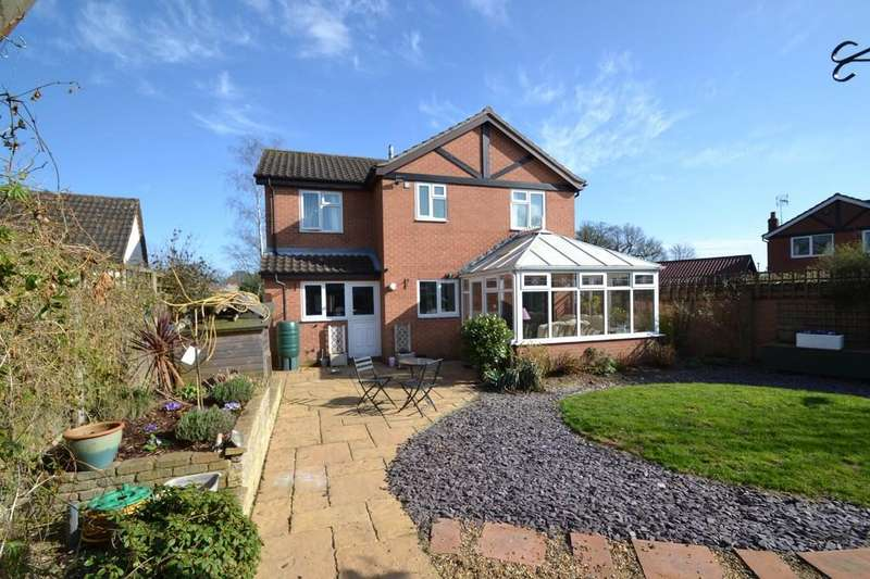3 Bedrooms Detached House for sale in Briston, Melton Constable