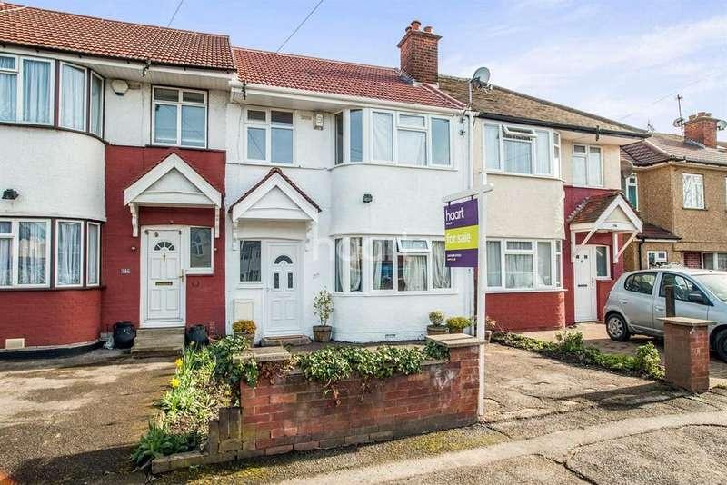 3 Bedrooms Terraced House for sale in Field End Road, Ruislip