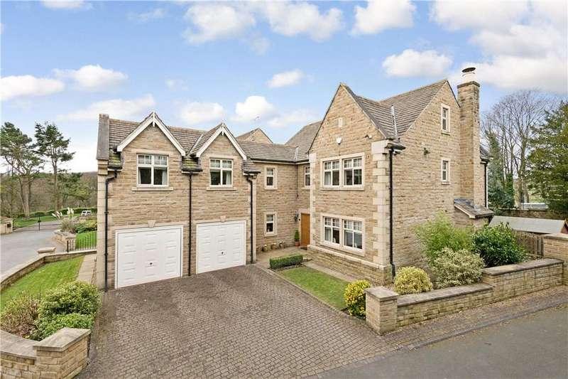 6 Bedrooms Detached House for sale in Manor Gates, Bramhope, Leeds, West Yorkshire, LS16