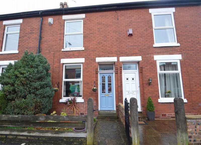 2 Bedrooms Terraced House for sale in Waverley Road, SALE, Cheshire