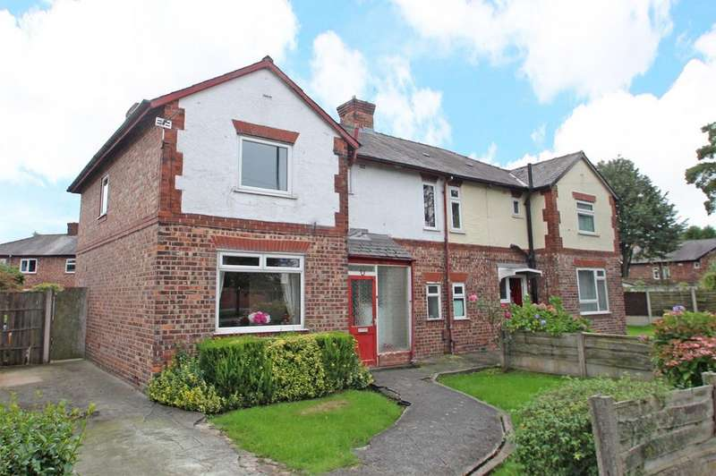 4 Bedrooms Semi Detached House for sale in Talbot Road, Stretford, Manchester, M32