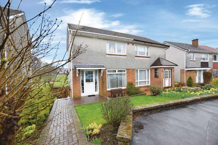 2 Bedrooms Semi Detached House for sale in 24 Falloch Road, Milngavie, G62 7RP