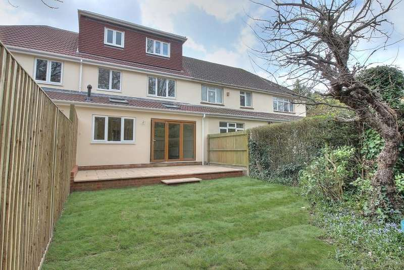 5 Bedrooms Terraced House for sale in Valley Road, Chandlers Ford
