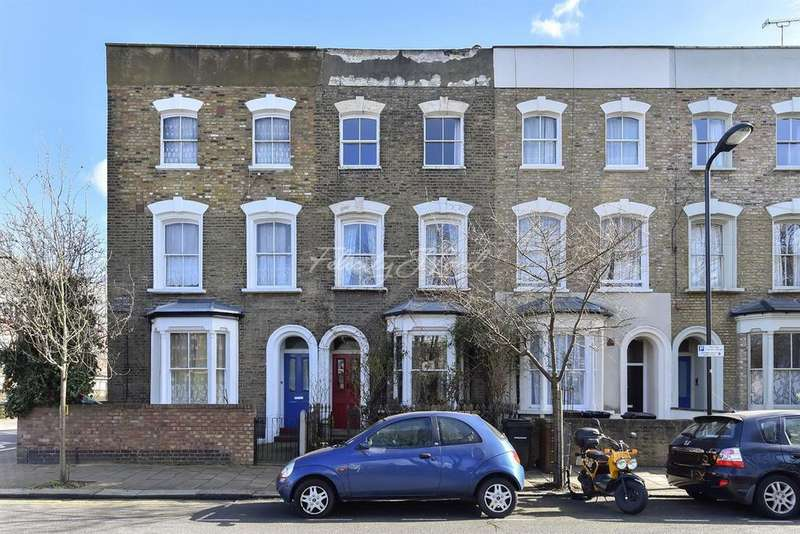 4 Bedrooms Terraced House for sale in Gunstor Road, N16