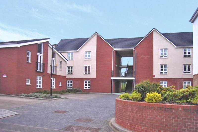 1 Bedroom Flat for sale in Heathlands Grange, Burton-On-Trent, DE15
