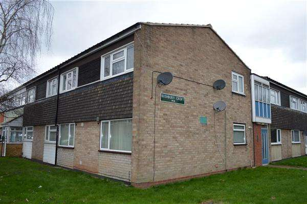 1 Bedroom Maisonette Flat for sale in Bushbury Croft, Chelmsley Wood, Birmingham