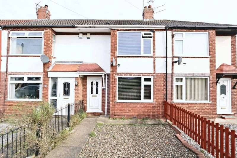 2 Bedrooms Terraced House for sale in Coventry Road, Hull