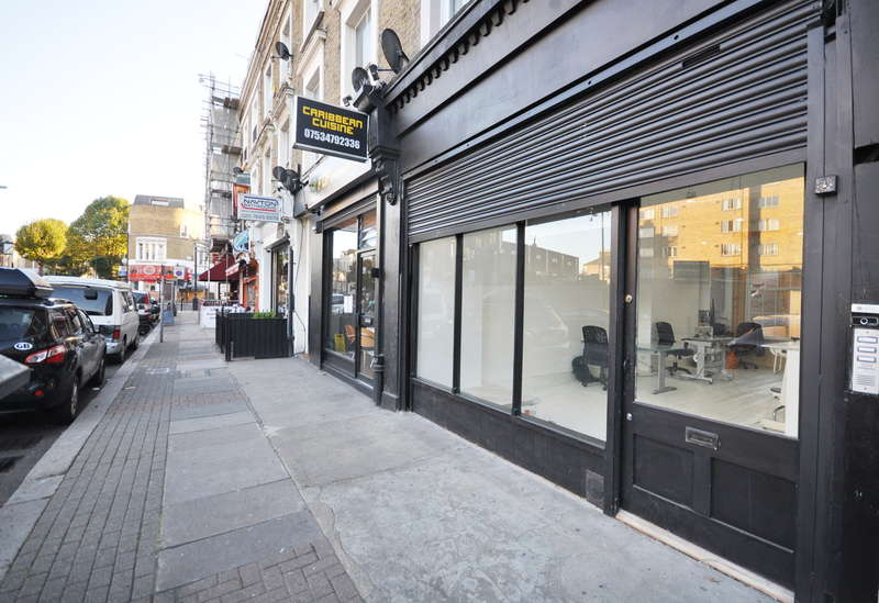 Commercial Property for sale in Malvern Road, London, NW6
