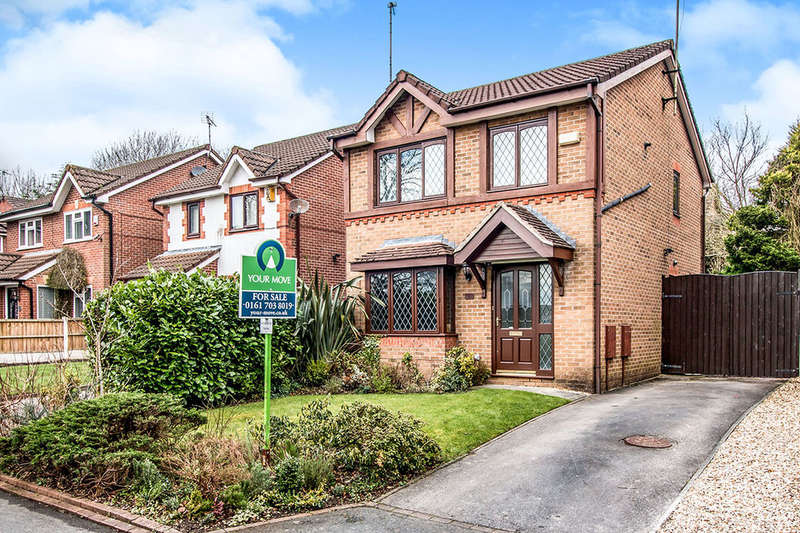 2 Bedrooms Detached House for sale in Pondwater Close, Worsley, Manchester, M28