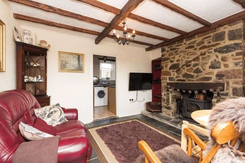 1 Bedroom Terraced House for sale in Clifford Street, Chudleigh
