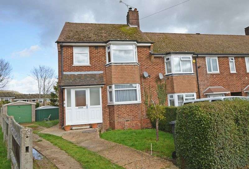 3 Bedrooms Terraced House for sale in Lipscombe Rise, Alton, Hampshire