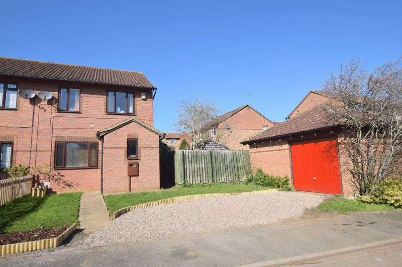 3 Bedrooms Semi Detached House for sale in Hexham Gardens, Bletchley, Milton Keynes