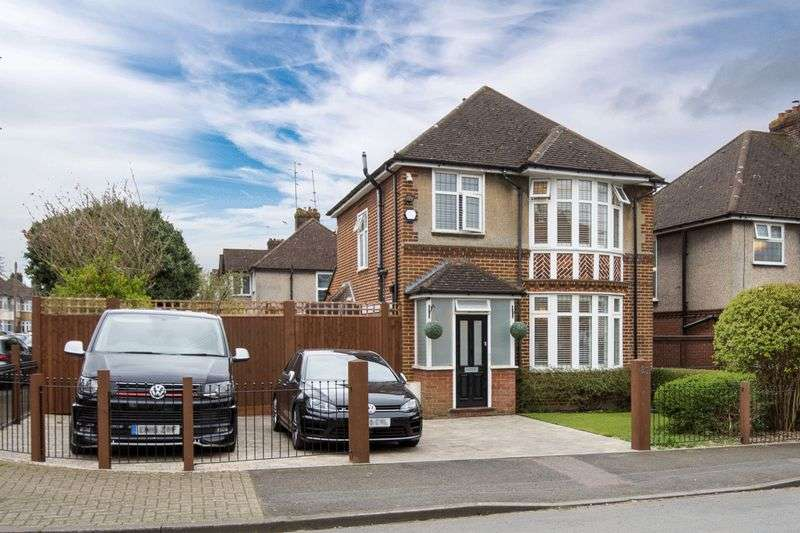 3 Bedrooms Detached House for sale in Elmwood Crescent, Luton