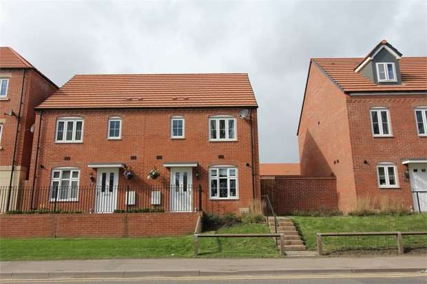 3 Bedrooms Semi Detached House for sale in Corporation Road, NEWPORT