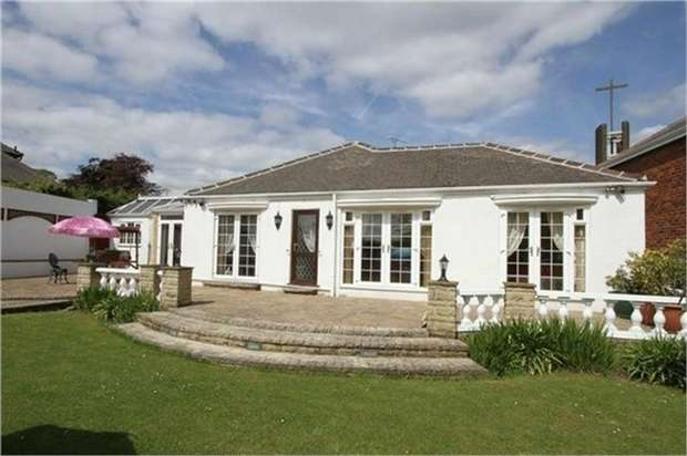 3 Bedrooms Detached Bungalow for sale in Richmond Road, Sheffield, South Yorkshire