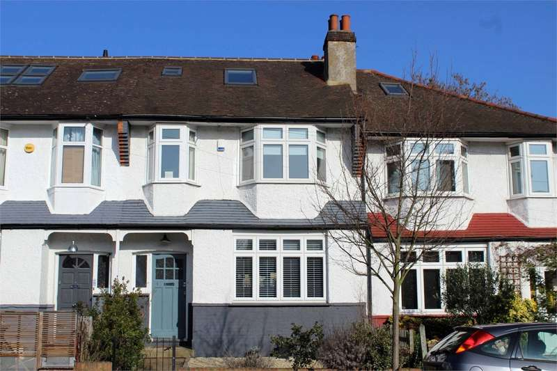 4 Bedrooms Terraced House for sale in Crescent Rise, Alexandra Park, London