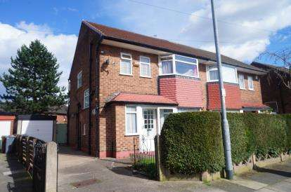 3 Bedrooms Semi Detached House for sale in Morrell Road, Manchester, Greater Manchester