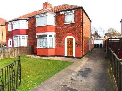 3 Bedrooms Semi Detached House for sale in Preen Drive, Middlesbrough, .
