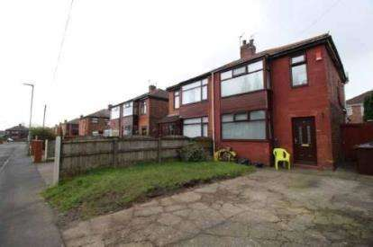 3 Bedrooms Semi Detached House for sale in Manton Avenue, Manchester, Greater Manchester