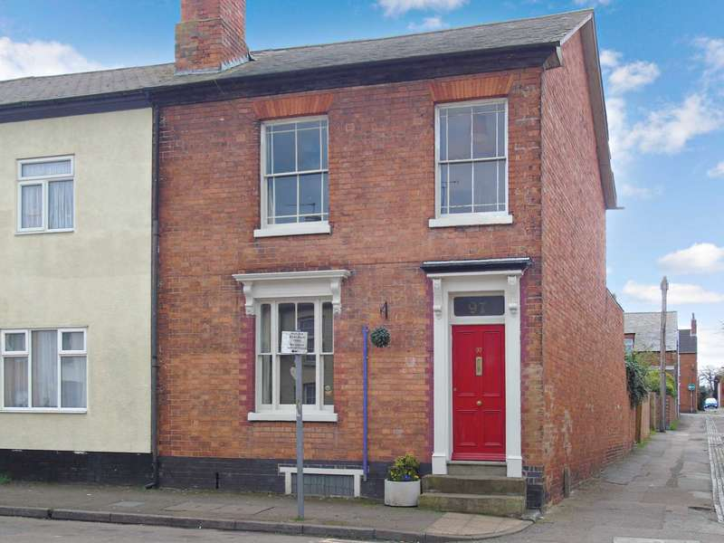 4 Bedrooms End Of Terrace House for sale in Church Street, Wolverton