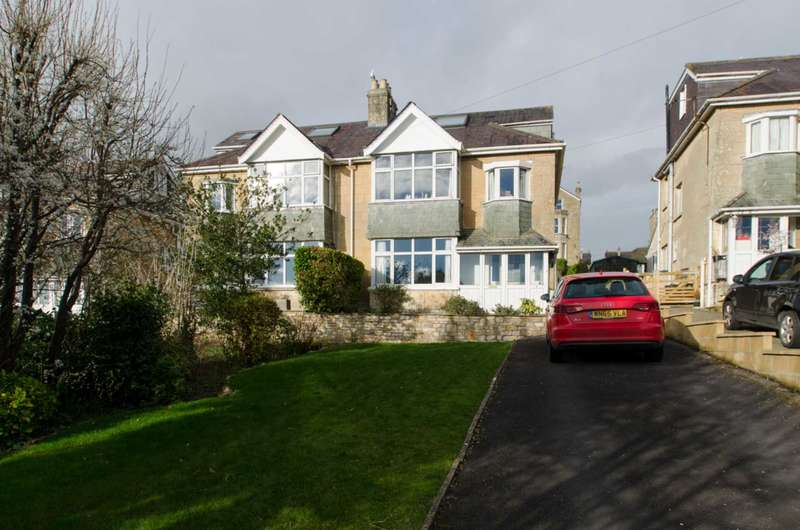 3 Bedrooms Semi Detached House for sale in Apsley Road, Bath
